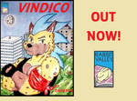Vindico - Out Now! by Danilofanzineiro