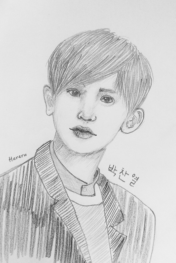20150319 Park Chanyeol by Hitori-Hareru