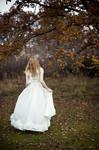 _she ran away. by josefinejonssonphoto