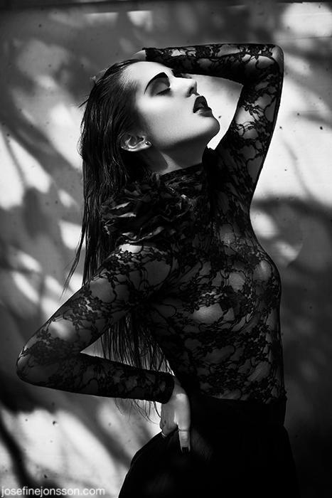 _Laura. by josefinejonssonphoto