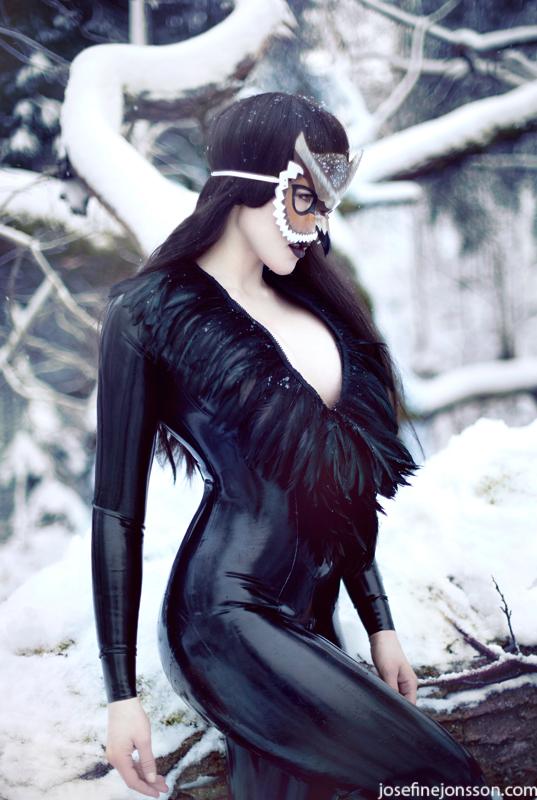 _Dark tale. by Bloddroppe