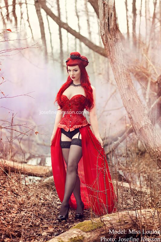_red diamond II. by Bloddroppe