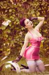 _The flamingo.