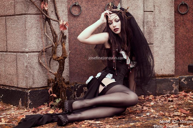 _Kay Morgan VI. by Bloddroppe