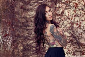 _Michelle. by josefinejonssonphoto