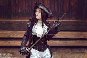 _Aye Captain II. by josefinejonssonphoto