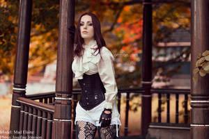 _Autumn breeze. by josefinejonssonphoto