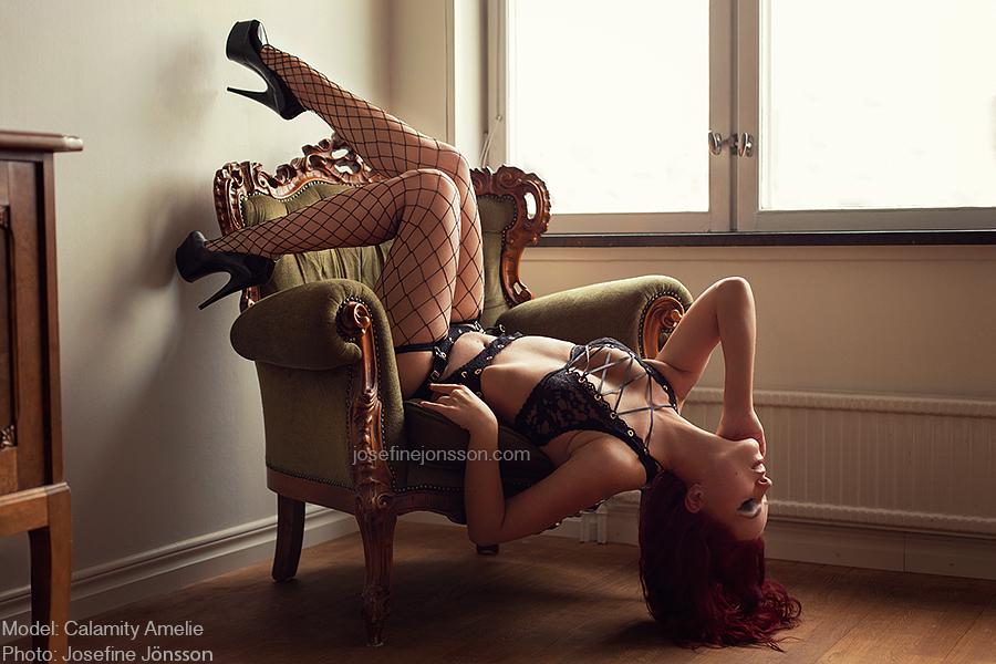 _Lace IV. by josefinejonssonphoto