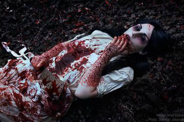 _Crimson. by josefinejonssonphoto