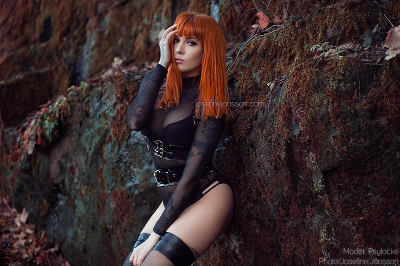_Psylocke III. by josefinejonssonphoto