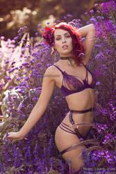 _purple ocean II.
