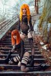 _Psylocke x shelly V.