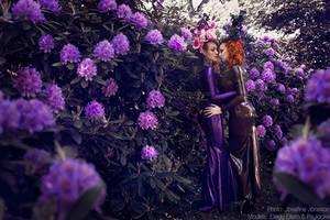 _Rhododendron III. by josefinejonssonphoto