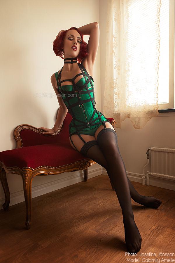 _Emerald. by josefinejonssonphoto