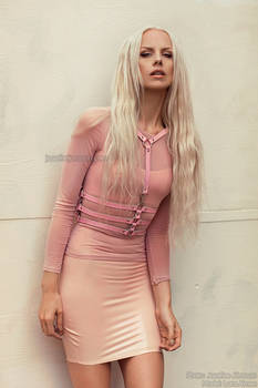 _pink harness II.