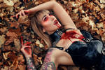 _Vampire Ellem. by josefinejonssonphoto