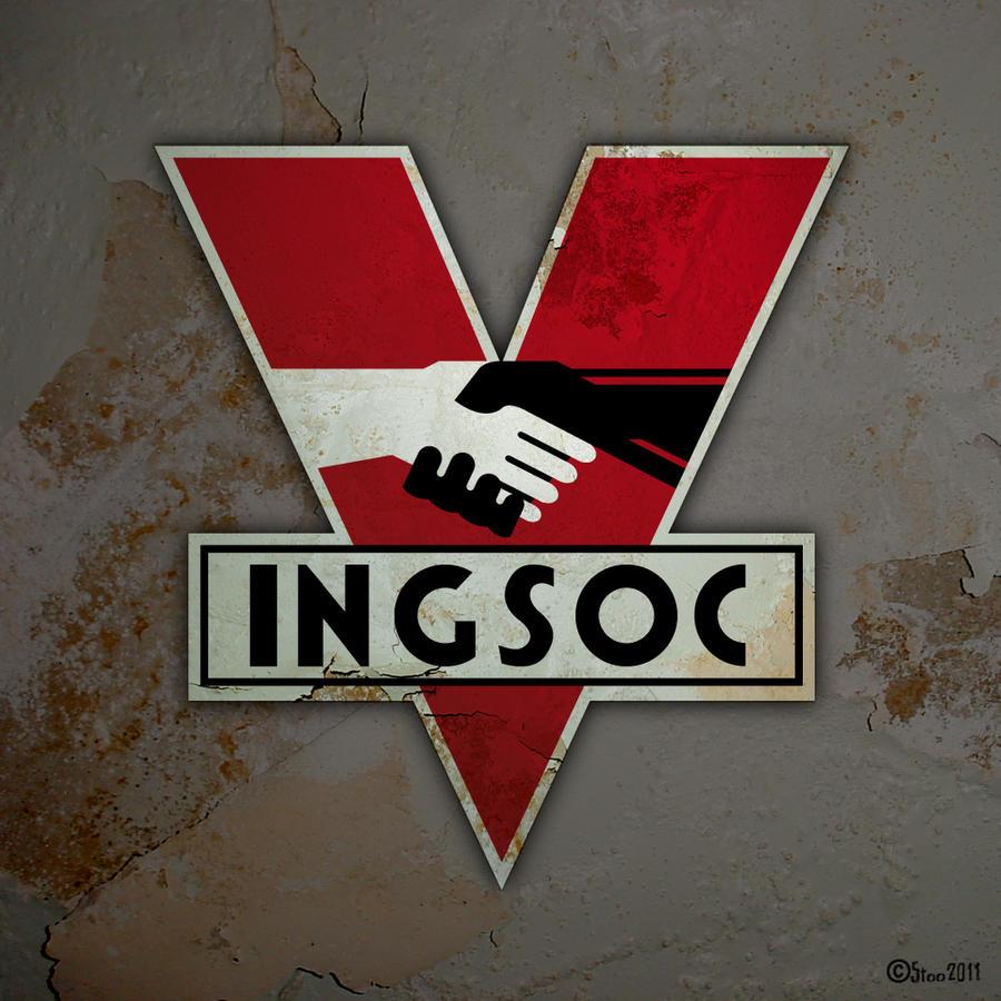 INGSOC Logo by StooBainbridge