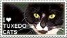 I love Tuxedo Cats by WishmasterAlchemist