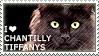 I love Chantilly-Tiffanys
