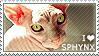 I love Sphynx by WishmasterAlchemist