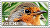 I love Robins by WishmasterAlchemist