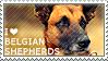 I love Belgian Shepherds by WishmasterAlchemist