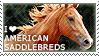 I love American Saddlebreds by WishmasterAlchemist