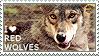 I love Red Wolves