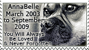 In Memory of AnnaBelle by WishmasterAlchemist