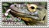 I love Komodo Dragons by WishmasterAlchemist