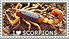 I love Scorpions by WishmasterAlchemist