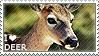 I love Deer by WishmasterAlchemist