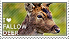 I love Fallow Deer by WishmasterAlchemist