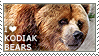 I love Kodiak Bears by WishmasterAlchemist