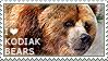 I love Kodiak Bears by WishmasterAlchemist