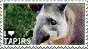 I love Tapirs by WishmasterAlchemist