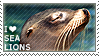 I love Sea Lions by WishmasterAlchemist