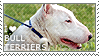 I love Bull Terriers by WishmasterAlchemist