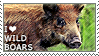 I love Wild Boars by WishmasterAlchemist