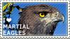 I love Martial Eagles by WishmasterAlchemist