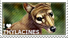 I love Thylacines by WishmasterAlchemist