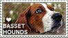 I love Basset Hounds by WishmasterAlchemist