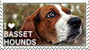 I love Basset Hounds by WishmasterAlchemist