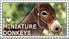 I love Miniature Donkeys by WishmasterAlchemist