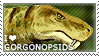 I love Gorgonopsids by WishmasterAlchemist