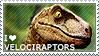 I love Velociraptors