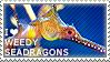 I love Weedy Seadragons by WishmasterAlchemist
