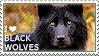 I love Black Wolves by WishmasterAlchemist