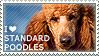 I love Standard Poodles by WishmasterAlchemist
