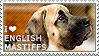 I love English Mastiffs by WishmasterAlchemist